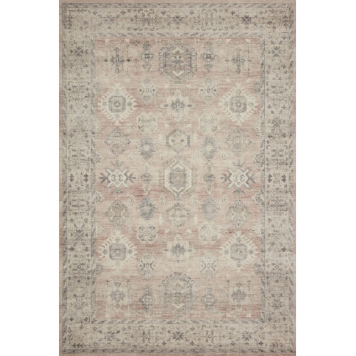 Hathaway Java Multicolor Rectangular: 7 Ft. 6 In. x 9 Ft. 6 In. Rug
