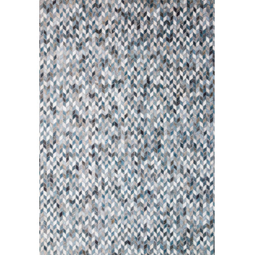 Maddox Ocean Gray Rectangular: 5 Ft. x 7 Ft. 6 In. Rug