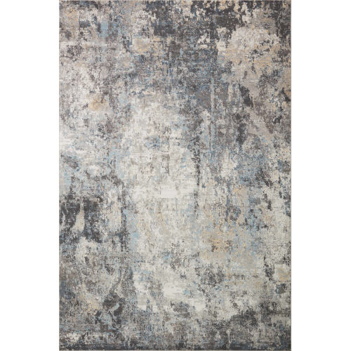 Maeve Silver and Slate 11 Ft. 6 In. x 15 Ft. 5 In. Area Rug
