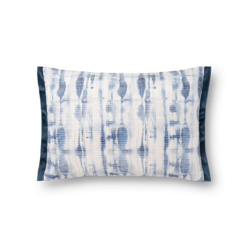 Justina Blankeney Blue 13 x 21 Inch Pillow