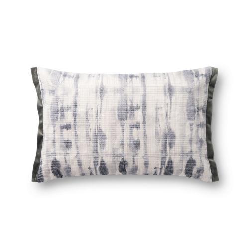 Justina Blankeney Gray 13 x 21 Inch Pillow