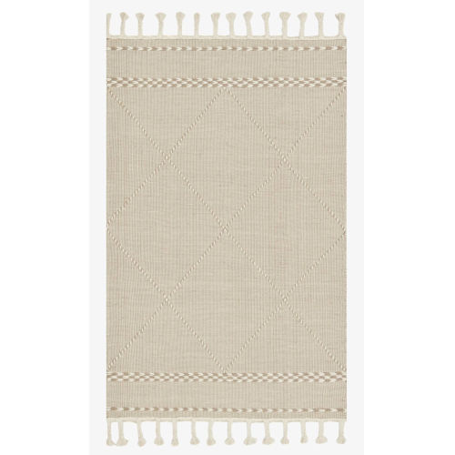 Sawyer Sand Rectangular: 3 Ft. 6 In. x 5 Ft. 6 In. Area Rug
