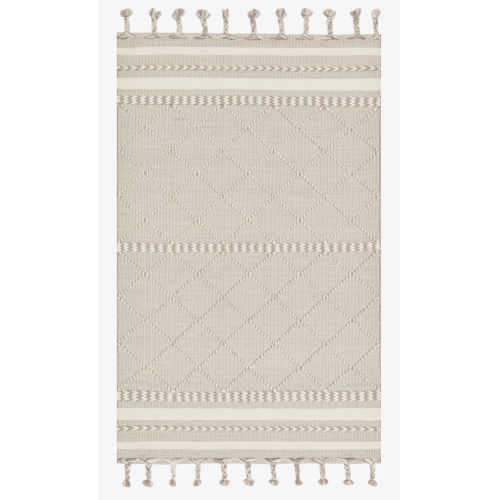 Sawyer Silver Rectangular: 5 Ft. x 7 Ft. 6 In. Area Rug