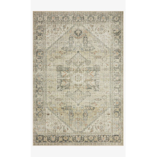 Skye Natural and Sand Rectangular Area Rug