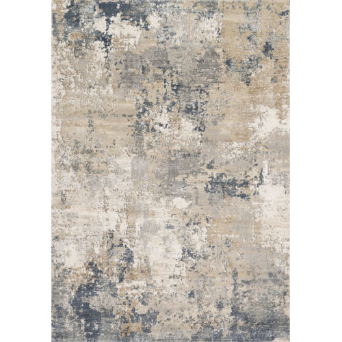 Teagan Sand and Mist 9 Ft. 9 In. x 13 Ft. 6 In. Rectangular Rug