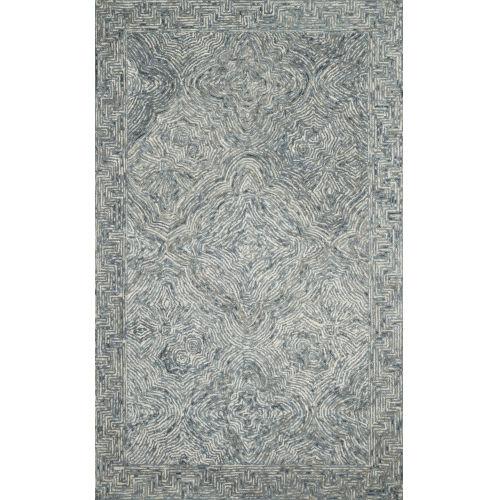 Ziva Denim 11 Ft. 6 In. x 15 Ft. Hand Tufted Rug