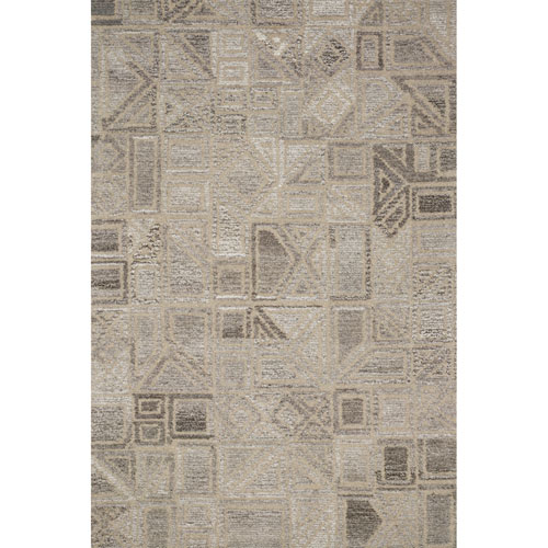 Crafted by Loloi Artesia Natural Rectangle: 5 Ft. x 7 Ft. 6 In. Rug