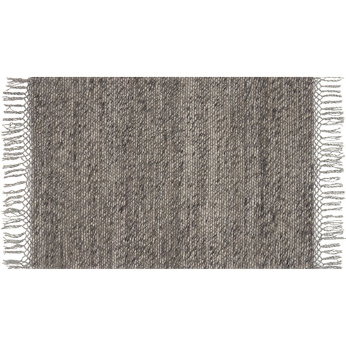 Crafted by Loloi Brea Grey Rectangle: 7 Ft. 9 In. x 9 Ft. 9 In. Rug