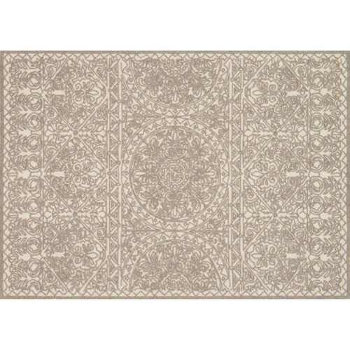 Crafted by Loloi Glendale Wool and Cotton Area Rug