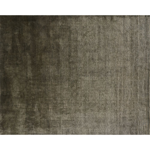 Crafted by Loloi Gramercy Graphite Rectangle: 7 Ft. 9 In. x 9 Ft. 9 In. Rug