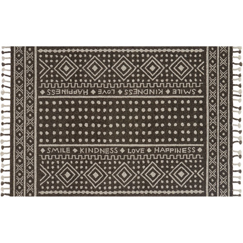 Crafted by Loloi Napa Charcoal Rectangle: 9 Ft. 3 In. x 13 Ft. Rug