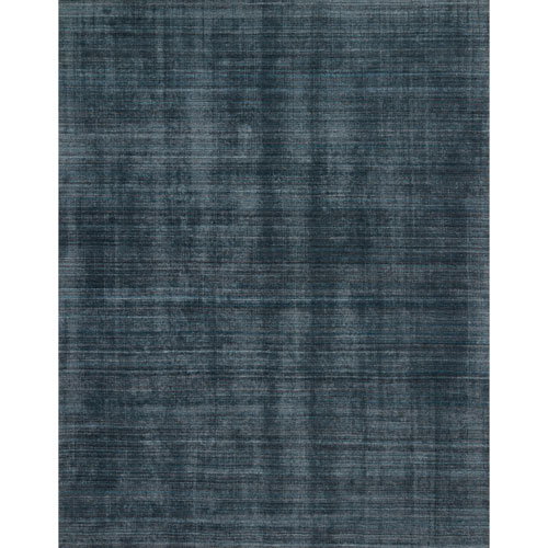 Crafted by Loloi Pasadena Midnight Rectangle: 7 Ft. 9 In. x 9 Ft. 9 In. Rug