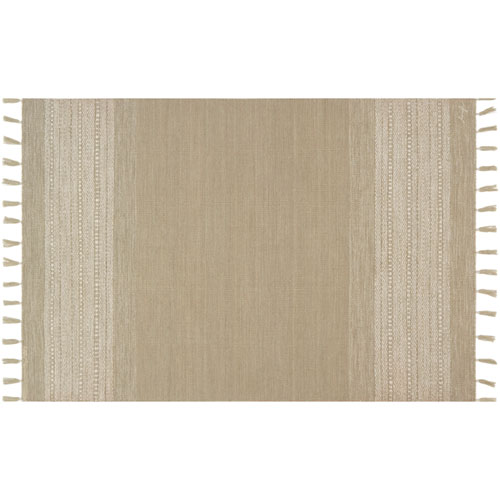 Crafted by Loloi Solano Wool and Cotton Area Rug