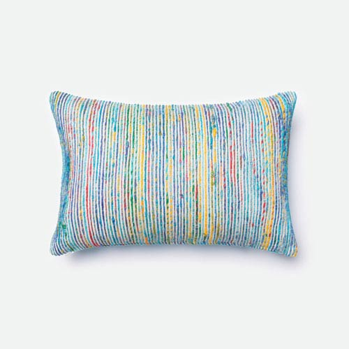 Loloi Multicolor 40 Inch X 40 Inch Decorative Pillow With Down Stunning Multicolored Decorative Pillows