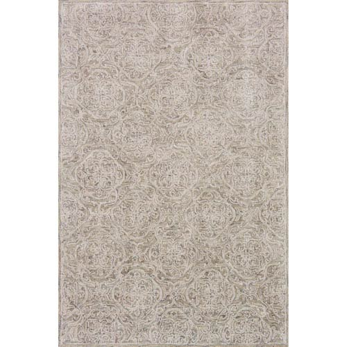 Loloi Filigree Sand Rectangular: 3 Ft. 6-Inch x 5 Ft. 6-Inch Rug