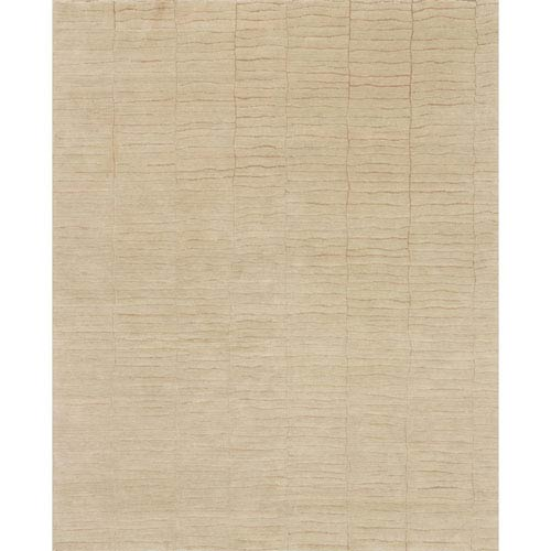 Loloi Hermitage Almond Square: 1 Ft. 6 In. x 1 Ft. 6 In. Rug