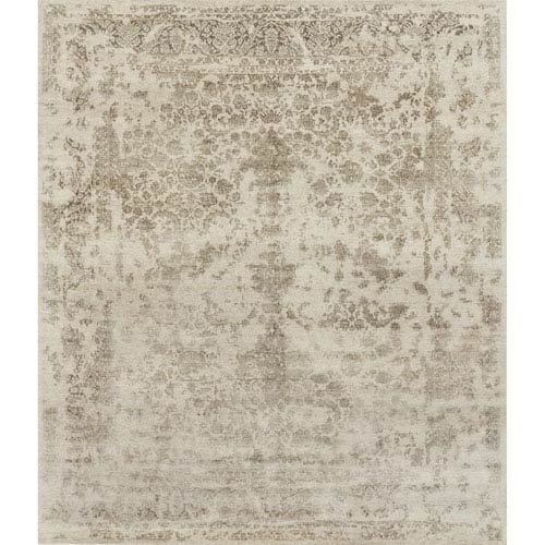 Loloi Pearl Heather Gray And Storm Square: 1 Ft. 6 In. x 1 Ft. 6 In. Rug