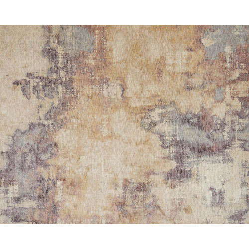 Loloi Porcia Beige and Berry Rectangular: 2 Ft. x 3 Ft. 4 In. Rug