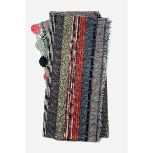 Loloi Posy Multicolor Throw