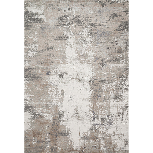 Sienne Ivory and Sand Runner: 2 Ft. 7 In. x 8 Ft. Rug