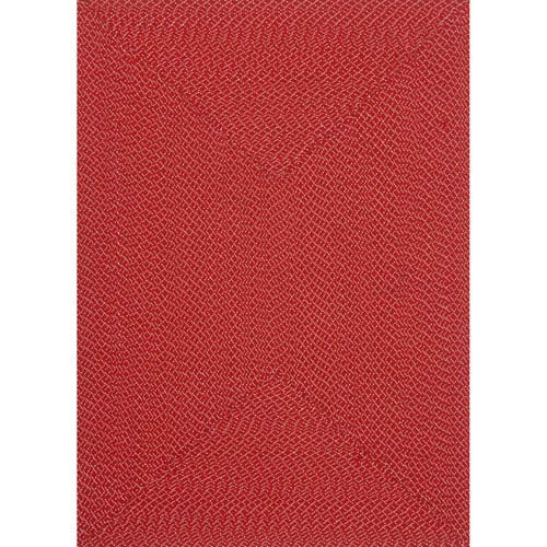 Wylie Red Rectangular: 2 Ft. 3-Inch x 3 Ft. 9-Inch Rug