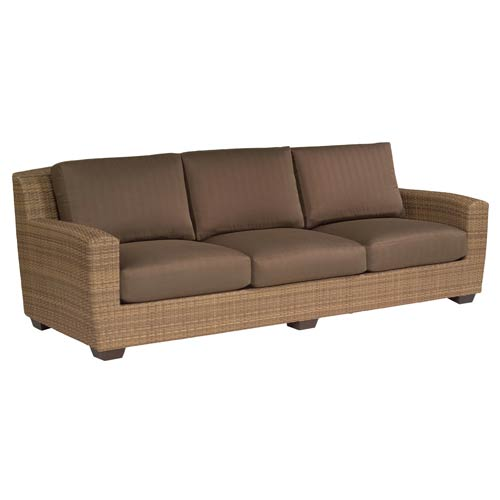Saddleback Flagship Pecan Sofa