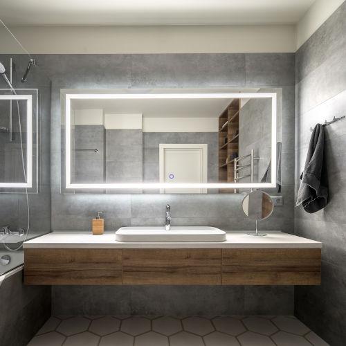 Bathroom Mirrors Category