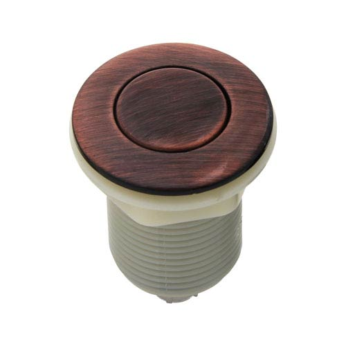 Garbage Disposal Oil Rubbed Bronze Sink Top Air Switch for Kitchen Counter