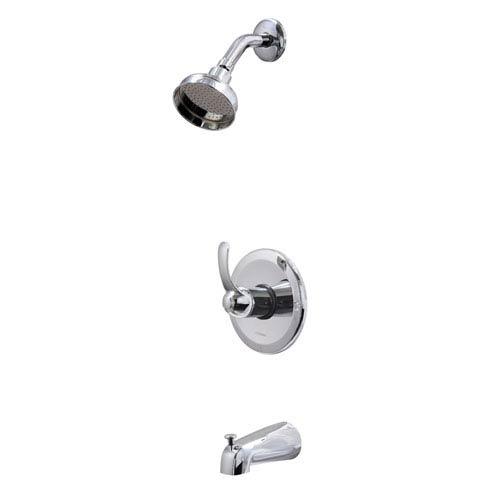 Dyconn Comet Polished Chrome Shower Faucet