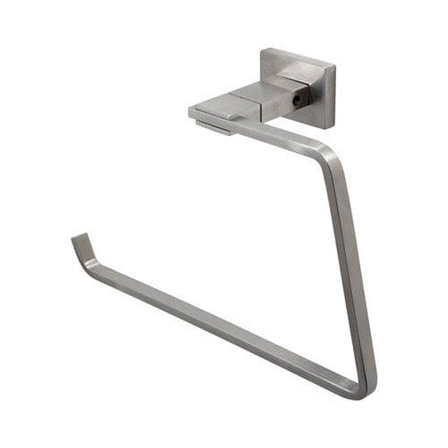 Modern Stainless Steel Towel Ring