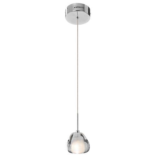 Elan Eisa Chrome One-Light Mini Pendant