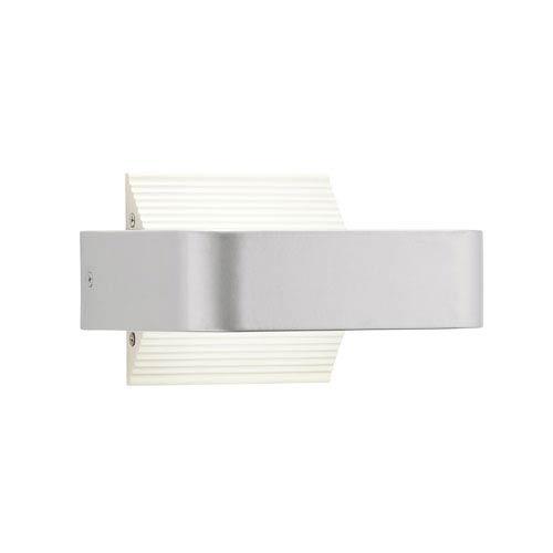Elan Berr Painted Platinum One-Light  Exterior LED Wall Sconce