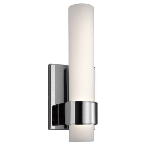 Izza Chrome LED Wall Sconce
