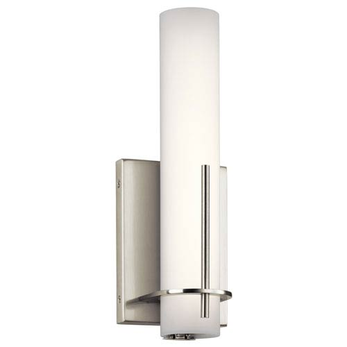 Traverso Brushed Nickel LED Wall Sconce