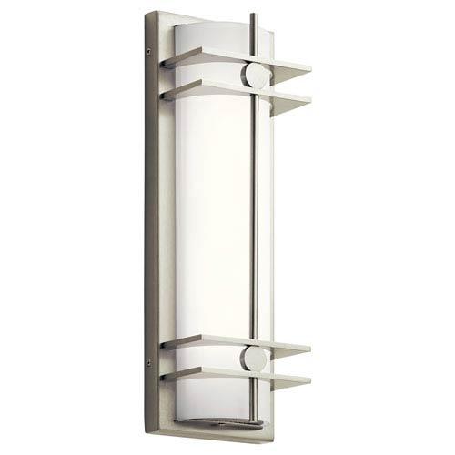 Nolan Brushed Nickel Five-Inch LED Vanity