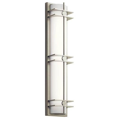 Nolan Brushed Nickel 25-Inch LED Vanity
