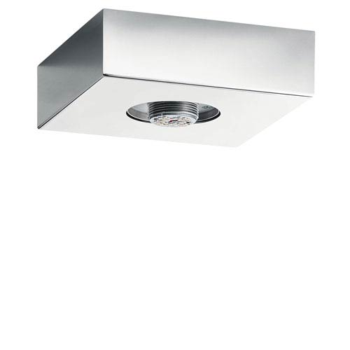 Mates Chrome LED Flush Mount Hardware Base Only