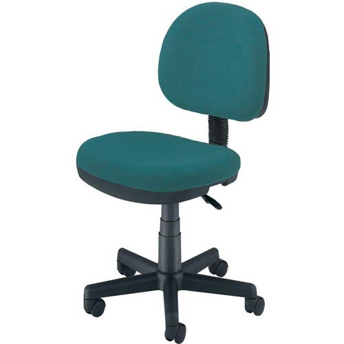Teal Fabric Lite Use Task Chair