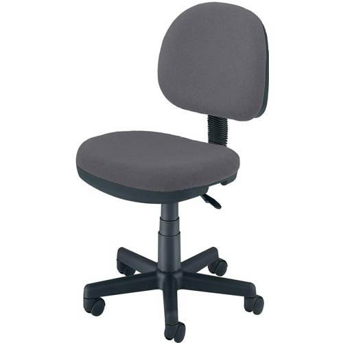 OFM Office Furniture Gray Fabric Lite Use Task Chair