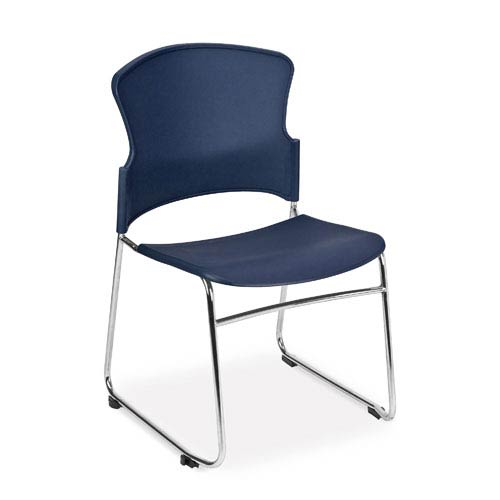 Navy Multi-Use Stacking Chair