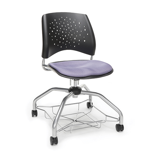 OFM Office Furniture Lavendar Stars Foresee Chair