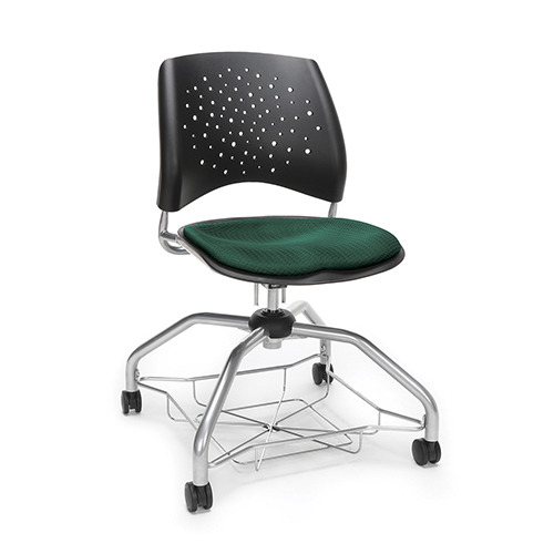 Forest Green Stars Foresee Chair