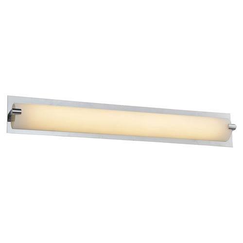 Cermack St. Polished Chrome 38-Inch LED Bath Bar