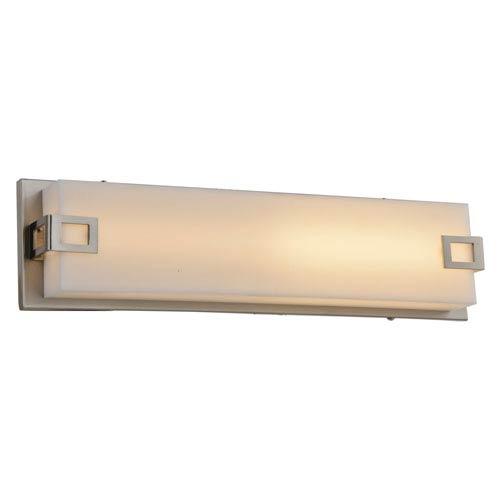 Cermack St. Brushed Nickel 38-Inch LED Bath Bar