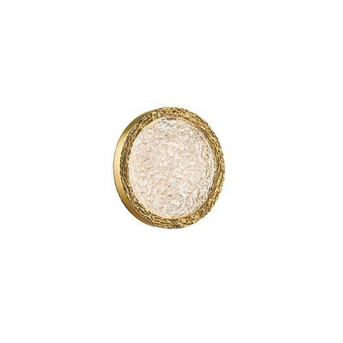 Bottega Polished Brass 6-Inch LED Wall Sconce