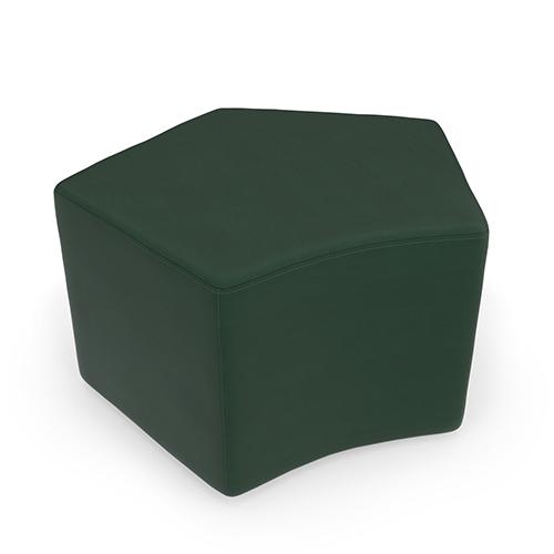 Dark Green Quin Stool