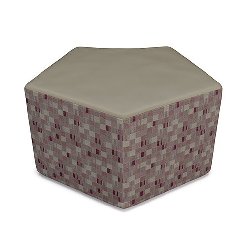 Taupe Quin Stool