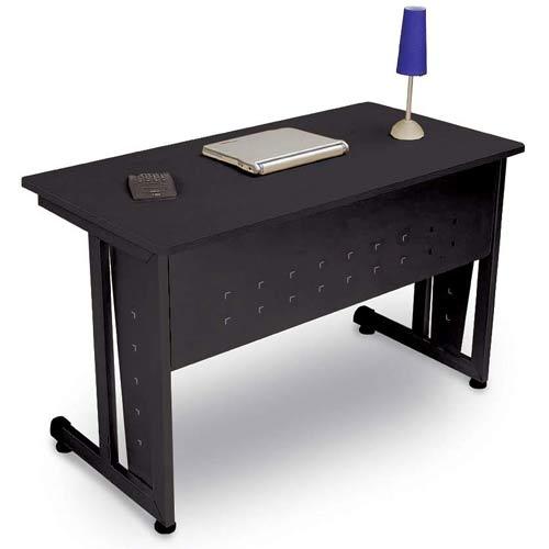 Graphite Computer Table