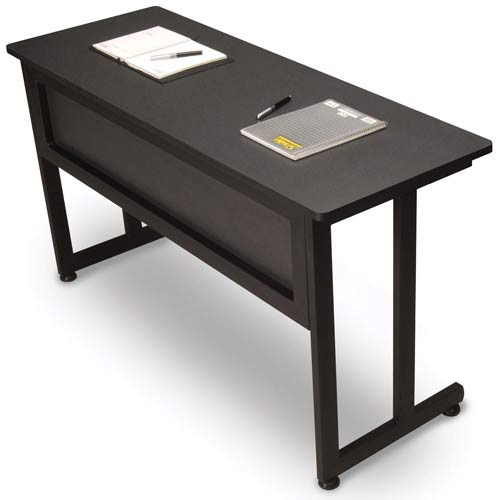 OFM Office Furniture Graphite Utility Table