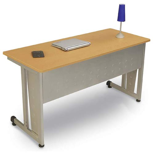 Modular 24 x 60 Training /Utility Table - Maple